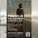 """2018.09.21 """"PROTOJE with YAADCORE DUBWISE TOUR JAPAN in NAGOYA"""" Promotion Mix / by MA from ROYAL B"""