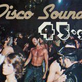 hushpuppy's super-disco live 45's mix