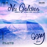 GRAY - Live @ Nu Goldies, PLATO, SI (26.12.2015) - PART ONE