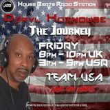 Dj Daryl Hothouse Presents The Journey live On HBRS 4-12-19