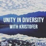 Kristofer - Unity in Diversity 377 @ Radio DEEA (02-04-2016)