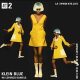 Klein Blue w/ Lorenzo Daniels - 6th May 2019