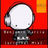 "Benjamin Garcia - K.A.T. (original Mix) -- GCNET""S --"