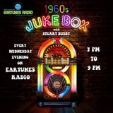 1960's JUKEBOX with Stuart Busby - Eartunes Radio - 16-8-2017 - repeated 17-1-2018