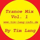Trancemix Vol. 1 - Tim Lang