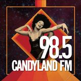 #009  candyland radio show with Seabass on 98.5fm 2014/09/14