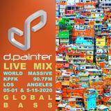 d.painter Live Mix on World Massive: Global Bass (05-01 & 05-15-2020)