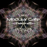 HATAKEN - Live at Modular Cafe phase 26