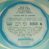 Segunda Mano 88 -  El Tango en el Mundo