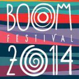 Miguel Torga - Live @ Boom Festival 2014