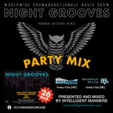 Intelligent Manners - Night Grooves #183 (16.05.2017)