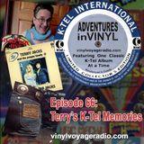 Adventures in Vinyl - Terry's K-Tel Memories