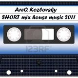 AreQ Kozlovsky - SHORT mix 2011 house music