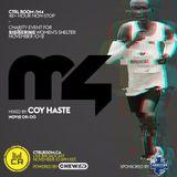 Coy Haste @ Marathon 4 - Charity for Sistering - Women's Shelter
