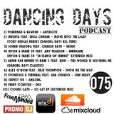 Dancing Days Podcast 075 (DDP#075)