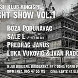 Luka Vukovic & Ivan Radojevic @ Techno Night Show vol.1