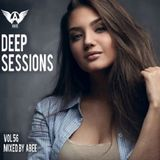Deep Sessions Vol #56 ♦ Vocal Deep House Nu Disco Mix 2017 ♦ Mix by Abee