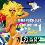 After House Club Collection 1 by Dj Gabriele Summer 2014