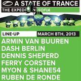 Ferry Corsten - A State of Trance 600 (Sofia, Bulgaria)  - 08.03.2013