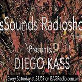 SYSOUNDS Radio Show Podcast 21 Diego Kass - Techno 14-03-2015