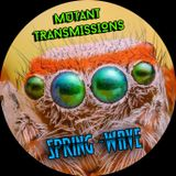 Mutant Transmissions Radio Spring Chill Wave MIX - 2018