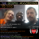 Soothe the Soul:  The Gospel According to Tito - BeachGrooves Sessions Show #181214