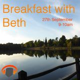 Breakfast with Beth - 27th September 2016