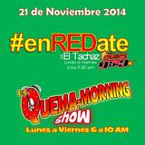 #enREDate con El Tachaz, viernes 21 de Noviembre 2014