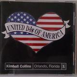 United Dj´s of America 1 - Orlando, Florida - Kimball Collins 1994