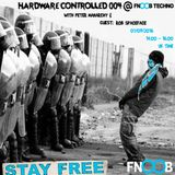 HardwareControlled 004 on FNOOB with Peter Manarchy & GUEST: SPACEFACE