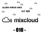 Mixcloud Set Mix 010-2014-Alien Virus Oko-DNB