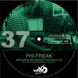 APERITIF NUMBER 37 MEGAMIX MEGADEEP DOUBLE CD @ THIERREEZ BARBERSHOP ( MIXED BY PHI-FREAK )