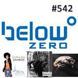Below Zero Show #542