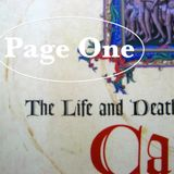Page One, Vol. 20
