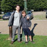 De Katholieke Ket: David en Nathan Lambrechts, vader en zoon op weg in geloof