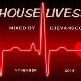 HOUSE LIVES REALITY MIX 2016