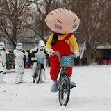 SNOWTRAPPED 2K14 - DJ Nate-G W.O.L.O. ENTERTAINMENT