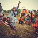 in a gypsy mood