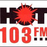 HOT 103.5FM - WQHT New York (1986-1987)