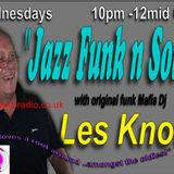 LES KNOTT ON ZERO RADIO 21-10-2015