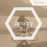 Simonic - January 2017 Techno Mix