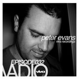 VADIO 032 :: Peter Evans (Viva Recordings, Seattle)