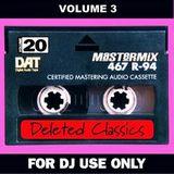 Mastermix - Deleted Classics Vol 3 (Section Party Mixes)