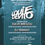 @ Silk opening for Louie DeVito 3.08.14