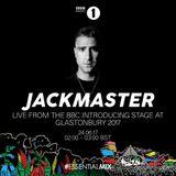 Jackmaster - Essential Mix: Live @ Glastonbury (2017-06-24)