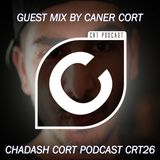 February 2015 Guest Mix by Caner Cort CRT26