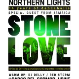 1 - NORTHERN LIGHTS 14TH ANNIVERSARY  - NL + RORY STONE LOVE