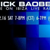 IBIZA LIVE RADIO MIX FOR WICKED 7 NETWORK