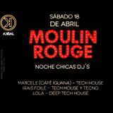 Akbal - Moulin Rouge [18-04-2015]