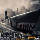 Sasha Alx - The 3rd Anniversary Of Deepdive (Day 2 Part 7) [07-Jan-2014] on Pure.FM